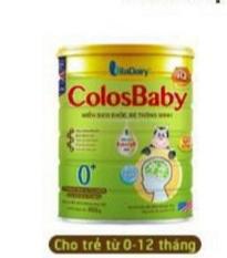 Sữa ColosBaby IQ Gold 0+ 800g (trẻ từ 0 – 12 tháng)