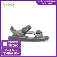 CROCS Dép sandal trẻ em Swiftwater 206267