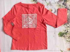 Áo thun cotton BabyGap – Size 120cm – Màu cam