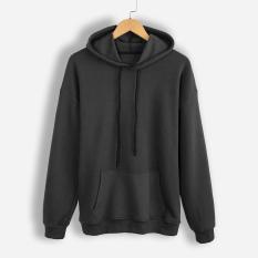 Áo Hoodie Basic ROUGH Chất Nỉ Bông Form Unisex Trẻ Trung 5 Màu Đa Dạng
