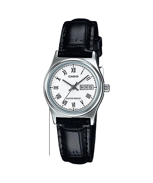 Đồng hồ Casio Nữ LTP-V006L-7B chính hãng giá rẻ – Bảo hành 1 năm – Pin trọn đời