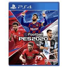 Đĩa Game PS4 Mới – PES 2020 (Hệ Asia)