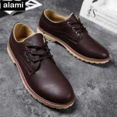 Giày da nam thời trang Alami GDS03