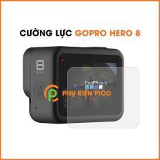 Cường lực GoPro Hero 8 độ cứng 9H chống trầy xước – Dán màn hình Gopro Hero 8