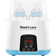 Máy Hâm sữa Và Tiệt trùng bằng hơi nước 7 chức năng MUM'S CARE- Bảo Hành Tận Nhà, 1 Đổi 1 Trong Vòng 1 Năm