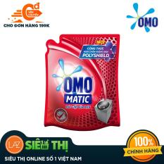 [Siêu thị Lazada] – Nước giặt Omo Matic cửa trên túi 2.7kg