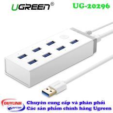 Bộ chia USB 3.0 ra 7 cổng – Hub USB 3.0 Ugreen 20296