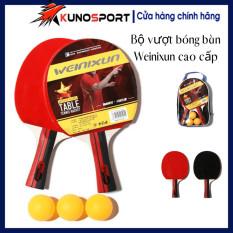Vợt Bóng Bàn WEINIXUN 2105-A Nặng 150g Linh Hoạt Cho Công Thủ.