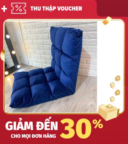 [Lấy mã giảm thêm 30%]Ghế bệt tựa lưng tatami siêu sang chảnh (Size 50x110x10cm)