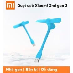 Quạt USB ZMI Xiaomi gen2 có nút chỉnh tốc độ