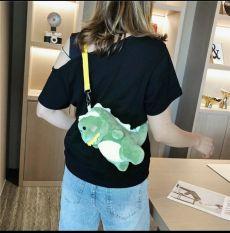 túi đeo chéo khủng long cực kute