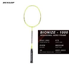 Vợt cầu lông Dunlop Dunlop Bionize 1000 G6 – vợt cân bằng – hàng nhập khẩu chính hãng – tặng kèm cuốn cán, bao đựng vợt