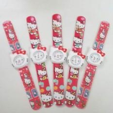 √ Hot Sales 3 ngày – Đồng hồ đập tay Hello Kitty