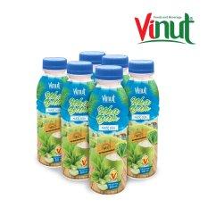 Lốc 06 Chai Nước Nha Đam Nước Dừa Vinut 500ml