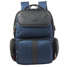 Balo laptop HAMI BVT577 – hàng chính hãng (17x30x43cm)