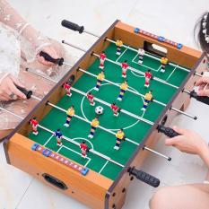 Đồ chơi bàn bi lắc bóng đá Table Top Football TTF-69 bằng gỗ 70x40cm
