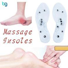 Giá mùa bão Lót Giày Nam Châm Massage Chân (Bộ 2 miếng )