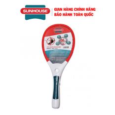 Vợt Muỗi Sunhouse SHE-S500 – Dây sạc tiện lợi, lỗi 1 đổi 1 trong 6 tháng