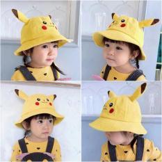 Nón tai bèo hình Pikachu cho bé
