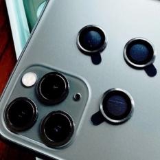 [Lấy mã miễn phí vận chuyển] [ Bộ 3 mắt] Dán từng mắt camera chống trầy Chính hãng Kuzoom Bảo vệ cho iPhone 12/mini/pro/promax