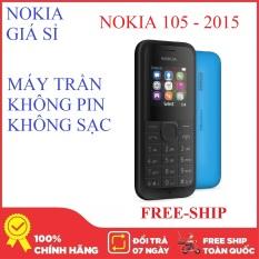 Điện thoại Nokia 105 giá siêu rẻ 1Sim – Máy trần – Nokia Giá Sỉ