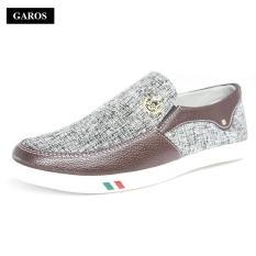 GAROS GR5516-Giày vải nam thời trang
