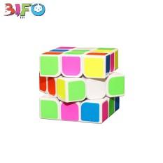 Đồ chơi Rubik thông thái 3x3x3 (kèm hướng dẫn) phát triển tư duy ở trẻ