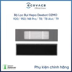 Bộ Lọc Bụi Hepa Deebot OZMO 920/ 950/N8 Pro/ T8/ T8 Aivi/ T9 – Hàng Chính Hãng