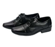 Giày tây da nam Muidoi G310 phong cách lịch lãm (Đen)