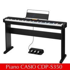 Đàn Piano Điện Casio CDP-S350 Kèm Giá nhạc + Pedal 3 + Chân đàn – Việt Hoàng Phong