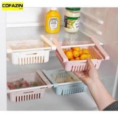 Khay Rổ Nhựa Gài Tủ Lạnh