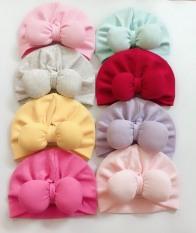 Mũ Tuban củ tỏi, Băng đô củ tỏi nhiều màu xinh xăn cho bé, Nón turban cho bé yêu với chất vải thun cotton cao cấp, co giãn và thấm hút mồ hôi tốt để bé yêu