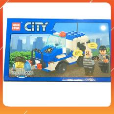 Đồ Chơi Noel – Lắp Ghép City 85004 – Đồ Chơi Trẻ Em Toy Mart