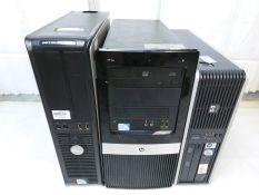 Thùng Case CPU dùng cho học tập, gải trí, văn phòng