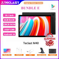 【Newest】Teclast Máy Tính Bảng M40 10.1 Inch, Điện Thoại Android 10 6GB RAM 128GB ROM 1920X1200 UNISOC T618 Octa Lõi Wifi Kép Type-C 4G Gọi Bluetooth 5.0 Máy Tính Bảng PC