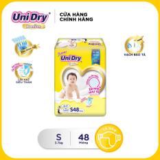 [Freeship] Tã dán Unidry size S (48 miếng)
