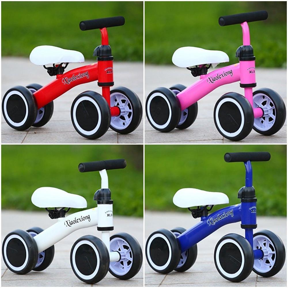 Xe chỏi chân 4 bánh/xe thăng bằng 4 bánh cho bé Xiaolexiong