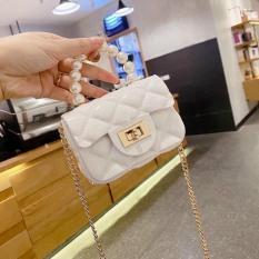 Túi xách quai ngọc mini cho mẹ và bé siêu xinh ms2021