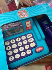 Đồ chơi máy tính tiên siêu thị 70k cho bé