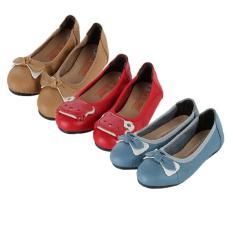 Giày trẻ em nữ Huy Hoàng da bò nhiều màu HK7860-61-62