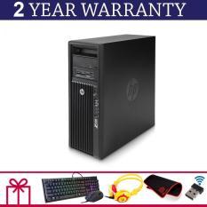 PC Chơi Game HP Z220 MT Xeon E3 1240 V2, Ram ECC 8GB, SSD 500GB, GTX 1050 2GB + Bộ Quà Tặng