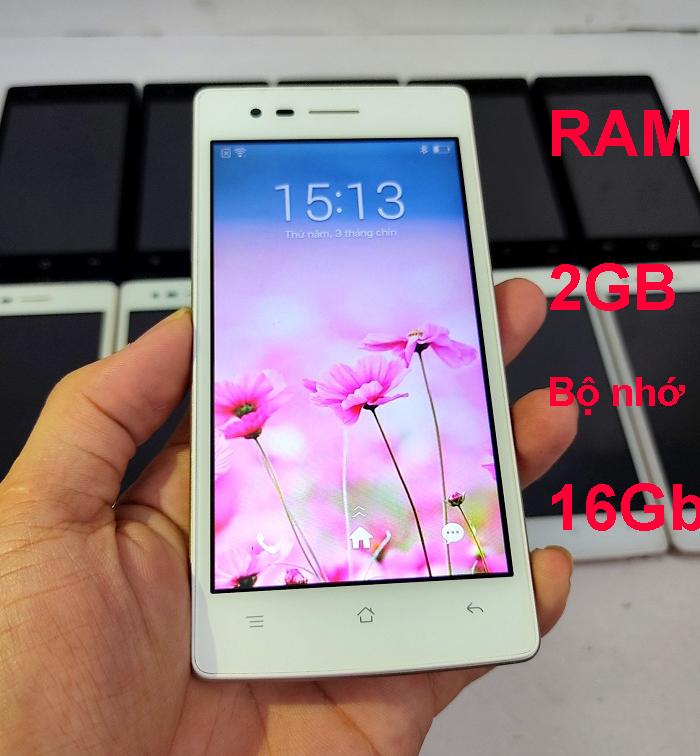 Điện thoại xin cảm ứng oppo neo 5 16GB ROM - 2GB RAM - Có Tiếng Việt - Giá rẻ