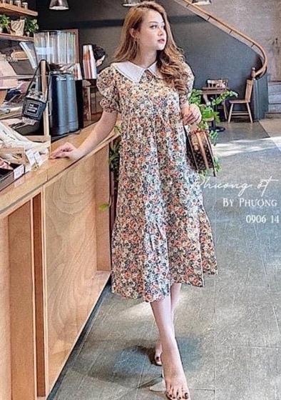 váy bầu xinh, giá rẻ