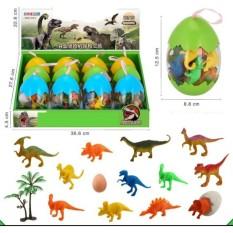 (CÓ VIDEO) Đồ chơi mô hình trứng chứa khủng long