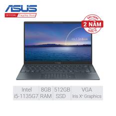 [Trả góp 0%]Laptop ASUS ZenBook Flip 13 UX363EA-HP130T i5-1135G7 8GB 512GB Intel Iris Xe Graphics 13.3 FHD Touch Win 10