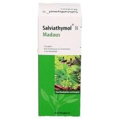 Nước xúc miệng SALVIATHYMOL N Tropfen 100 ml