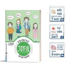 Joyful Chinese – Vui Học Tiếng Trung – Tập Viết Chữ Hán – MCBooks