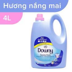 Nước Xả Vải Downy Nắng Mai Chai Lớn Tiết Kiệm 4L