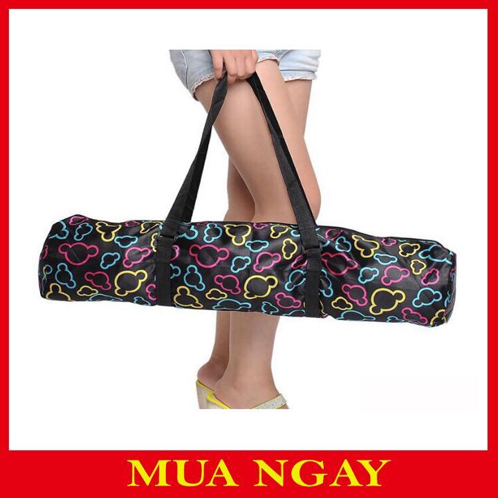 Túi Đựng Thảm Yoga Họa Tiết