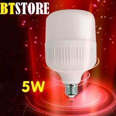Bóng LED trụ siêu sáng 5W (BH 1 năm 1 đổi 1)